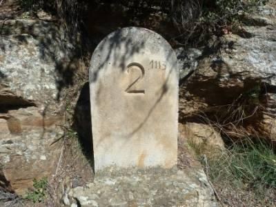Azud del Mesto - Cascada del Hervidero;hoces duraton mochilas trekking